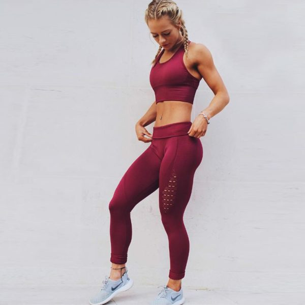 """Tamprės """"Workout Red"""""""